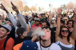 """Anonymous: """"Your pot smoke violates my rights as an American citizen"""""""