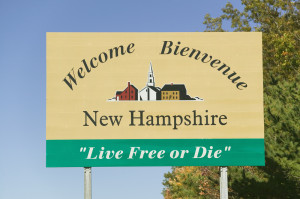 Poll: 59% of New Hampshire Adults Favor Legalizing Cannabis