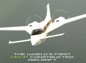 World's First Airplane Made From Hemp To Be Launched Next Year