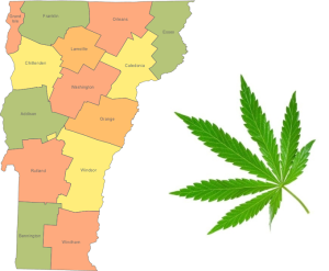 Vermont Governor Announces Public Hearing on Cannabis Legalization