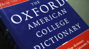 'Vape' Named Oxford Dictionaries Word Of The Year