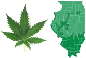 Cannabis Legalization and Decriminalization Bills Filed in Illinois
