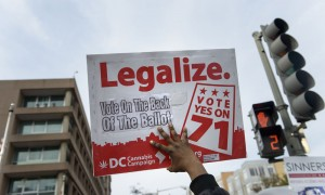Washington DC faces chaos in new world of legal marijuana