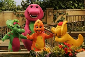 'Straight Outta Compton': This video of Barney rapping N.W.A. is glorious