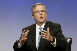 Jeb Bush: Legal pot 'was a bad idea but states ought to have the right to do it'