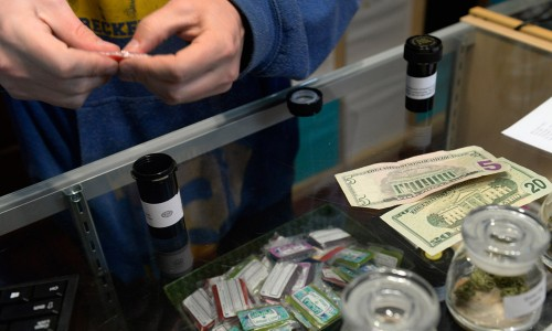 Colorado bill banning welfare card use at pot shop ATMs heads to gov's desk