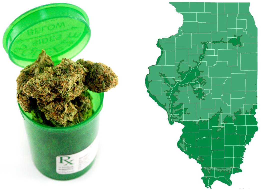 Illinois: Medical Cannabis Expansion Bill Passes State House, Governor Reverses Opposition