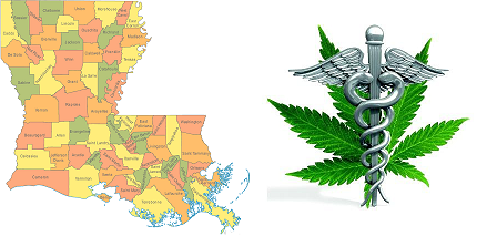 Louisiana Governor Signs Bill Protecting Medical Cannabis Patients and Caregivers from Prosecution