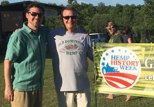 Hemp History Event Focuses On Plant's Potential
