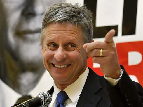 World's Largest Cannabis Policy Group (MPP) Endorses Gary Johnson for President
