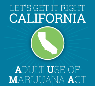 California Initiative to Legalize Cannabis Officially Placed on November Ballot