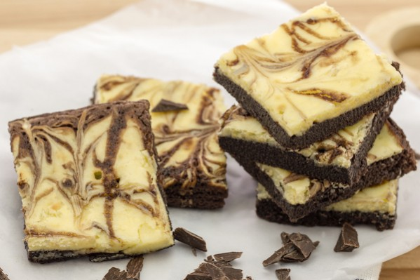 Recipe: Cannabis Cheesecake Brownies
