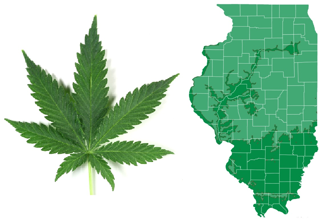 Illinois Governor Signs Bill Decriminalizing Cannabis