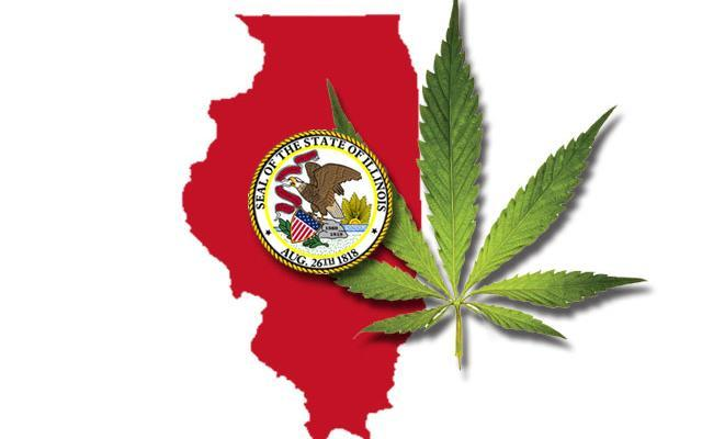Illinois Marijuana Possession Laws