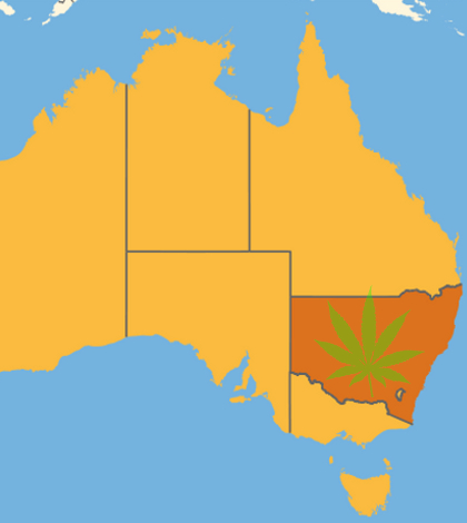 Doctors Can Now Prescribe Medical Cannabis in New South Wales, Australia
