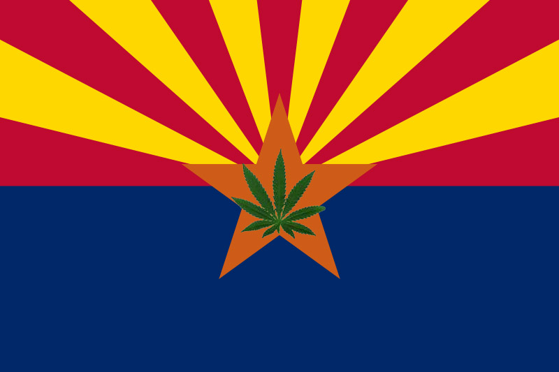 Arizona Cannabis Legalization Initiative Placed on November Ballot as Proposition 205