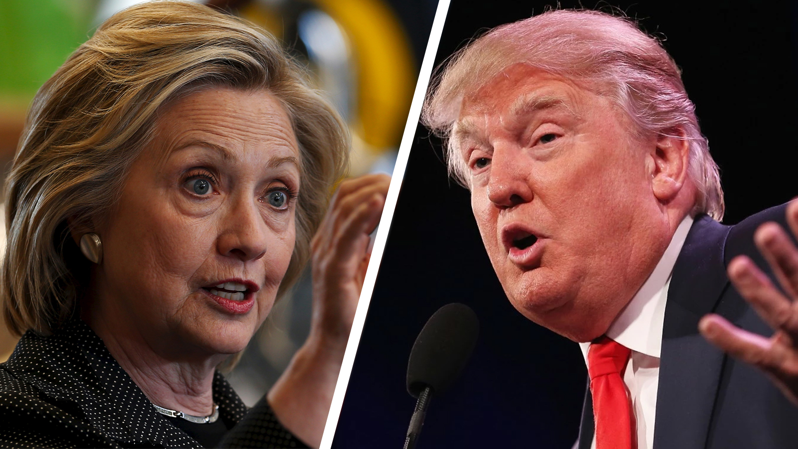 Clinton or Trump to be First President in Over 23 Years Who Hasn't Smoked Cannabis