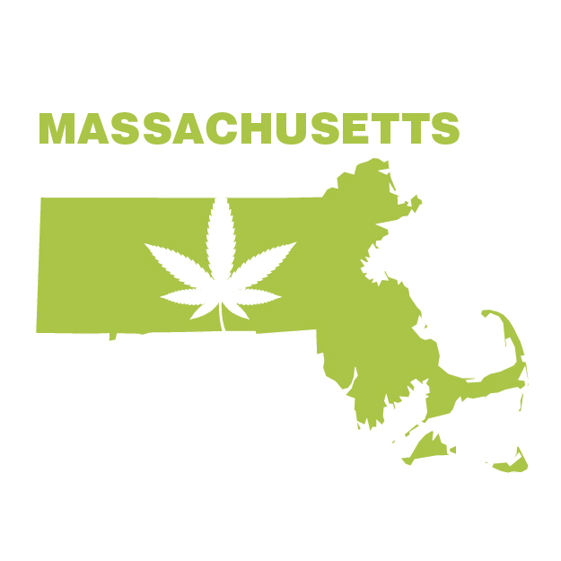Massachusetts' Cannabis Legalization Initiative Allows Possession of up to 10 Ounces