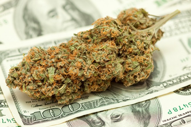 For First Time Legal Cannabis Sales in Washington are Equal to Cannabis Sales in Colorado