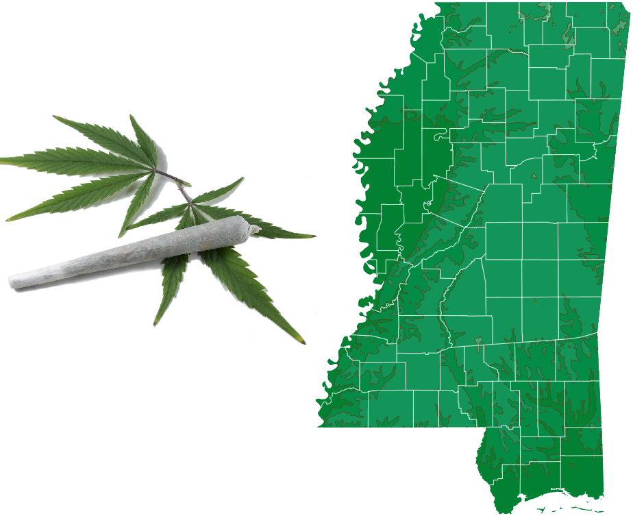 Initiative to Legalize Recreational Cannabis Filed in Mississippi, Would Allow Unlimited Possession