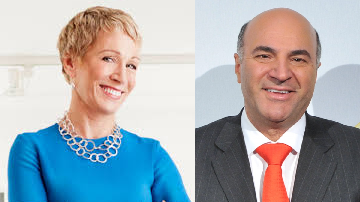 Shark Tank's Kevin O'Leary and Barbara Corcoran Want to Invest in the Cannabis Industry