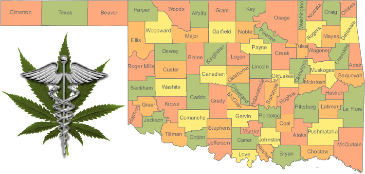 It's Official: Oklahoma Voters to Have Opportunity to Legalize Medical Cannabis