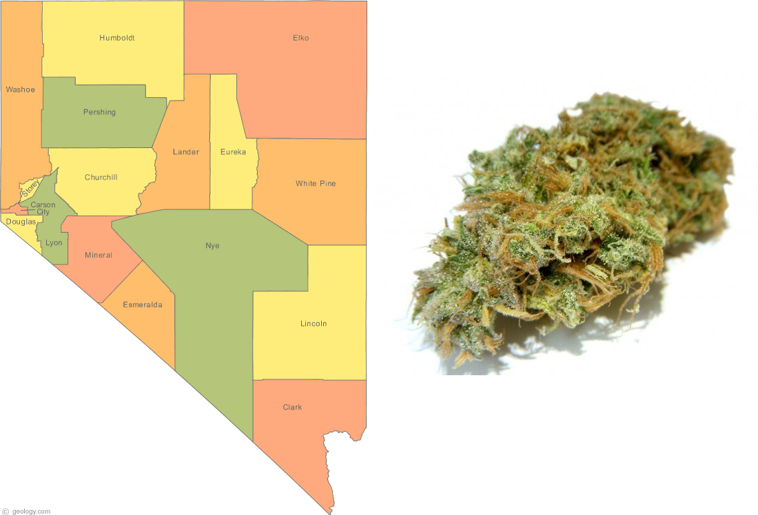 Nevada's Largest Labor Union Endorses Initiative to Legalize Cannabis