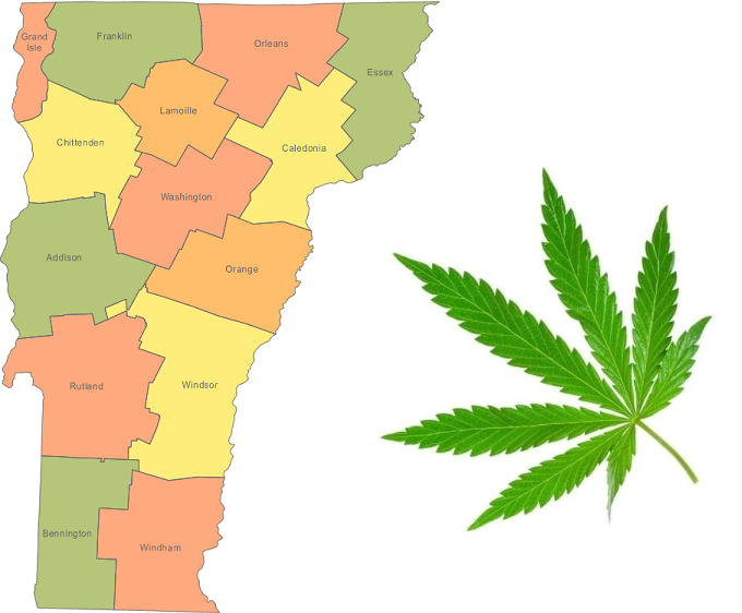 Vermont Now Accepting Applications for Pardons of Cannabis Charges