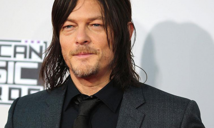 Norman Reedus Helps CannaKids Raise Thousands of Dollars