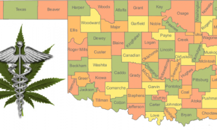 New Oklahoma Bill Would Legalize Medical Marijuana