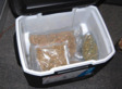 Somebody Donated A Cooler Filled With Weed To Goodwill