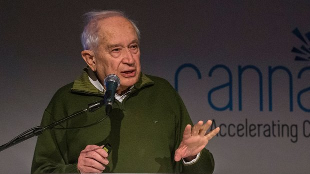 Godfather Of Marijuana Research Says He's Never Even Tried The Stuff