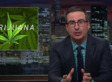 John Oliver Goes Off On America's Most Absurd Marijuana Laws