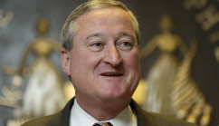 Philadelphia Mayor Calls for Marijuana Legalization