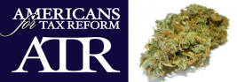 Americans for Tax Reform Endorses Allowing Legal Marijuana Businesses to Take Tax Deductions