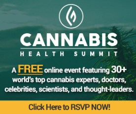 Free Online Cannabis Summit May 6-7, Dozens of Speakers Including Former NFL Players, Scientists and Doctors