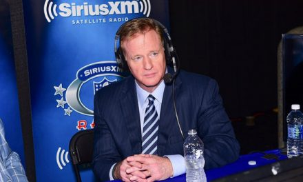 Roger Goodell Thinks Marijuana Is 'Addictive' And Bad For NFL Players. He's Wrong.