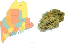 Maine Legislature Passes Bill to Fund Implementation of Marijuana Legalization