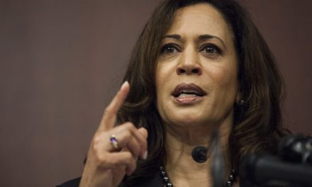 Kamala Harris Condemns Jeff Sessions For 'Reviving' The War On Drugs