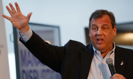 Chris Christie Accuses Democrats Of Trying To 'Poison Our Kids' By Legalizing Marijuana
