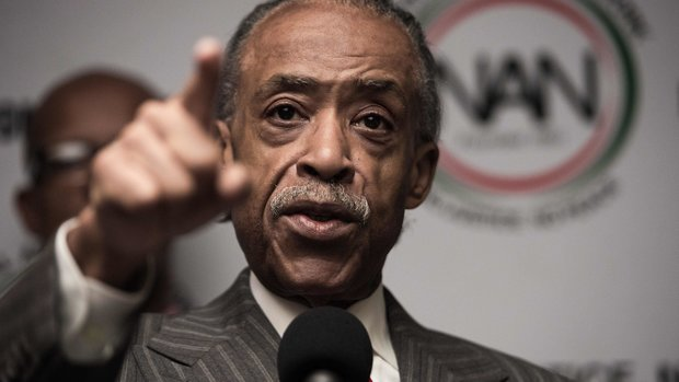 Rev. Al Sharpton Calls For More Diversity In White-Dominated Weed Industry