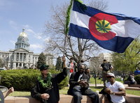 Colorado's Marijuana Tax Revenue Now Exceeds Half A Billion Dollars