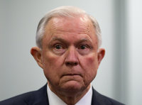Former NFL Player Sues Jeff Sessions Over 'Unconstitutional' Marijuana Laws