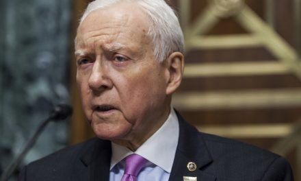 Orrin Hatch Hails the Benefits Of Medical Marijuana