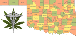 Oklahoma: Initiative to Legalize Medical Cannabis Placed on June 26 Ballot
