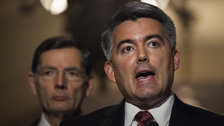 Sen. Cory Gardner Rips Jeff Sessions' Weed Reversal, Threatens To Hold Up DOJ Nominees