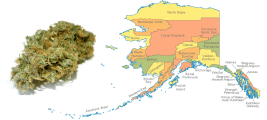Alaska Legislature Approves Resolution Urging Federal Government to Respect Their State's Marijuana Law