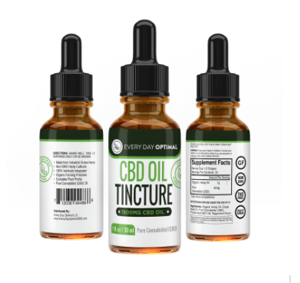 Want Potent CBD Oil Tinctures? Look No Further!