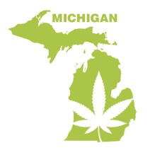 Poll: 61% of Michigan Voters Support Initiative to Legalize Marijuana