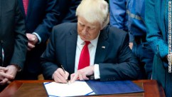 President Trump Signs Right to Try Act Into Law, Opening Door for Medical Marijuana, Ecstasy and Magic Mushrooms